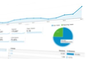 SEO traffic growing on pest control site